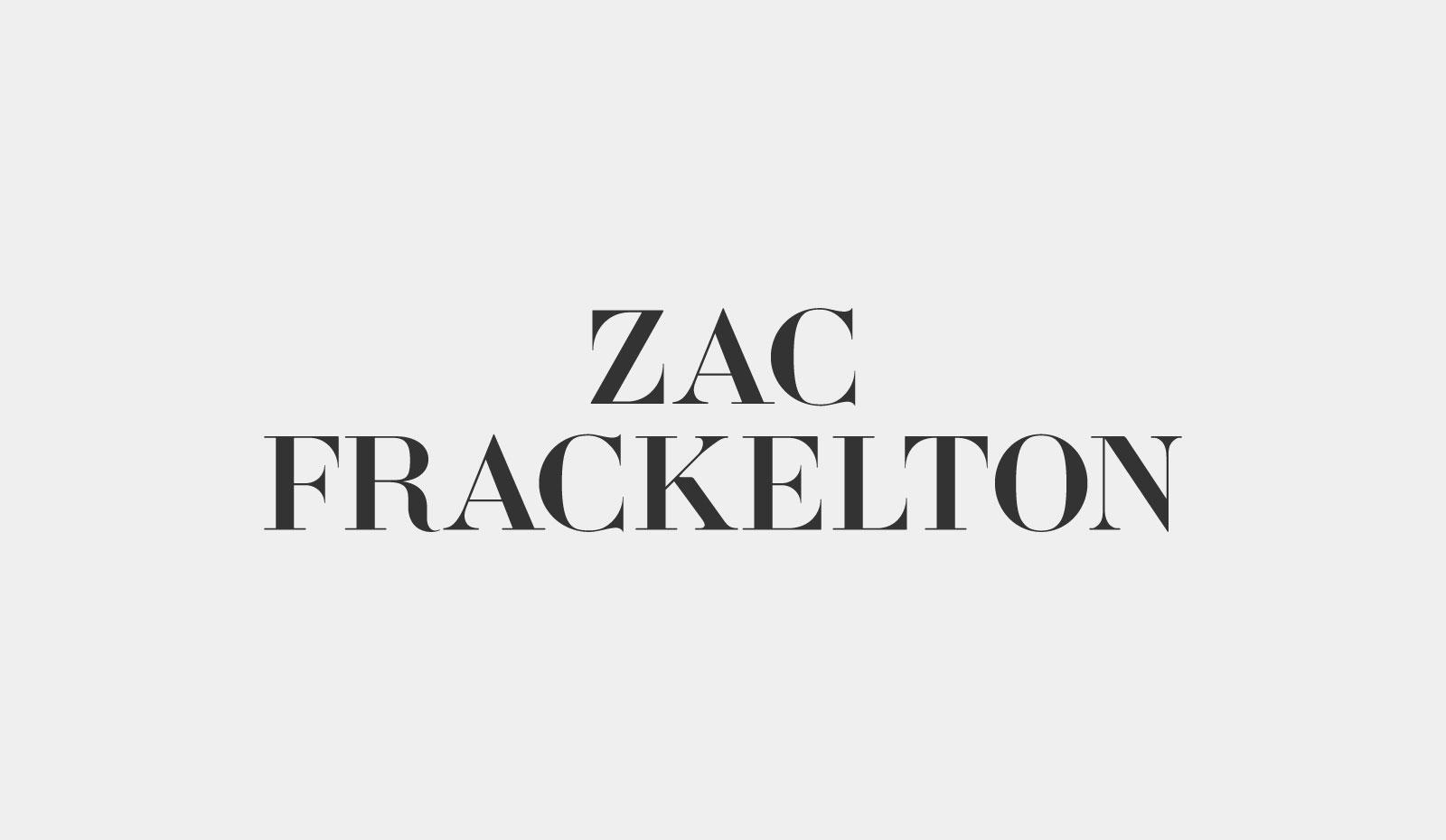 Zac Frackelton
