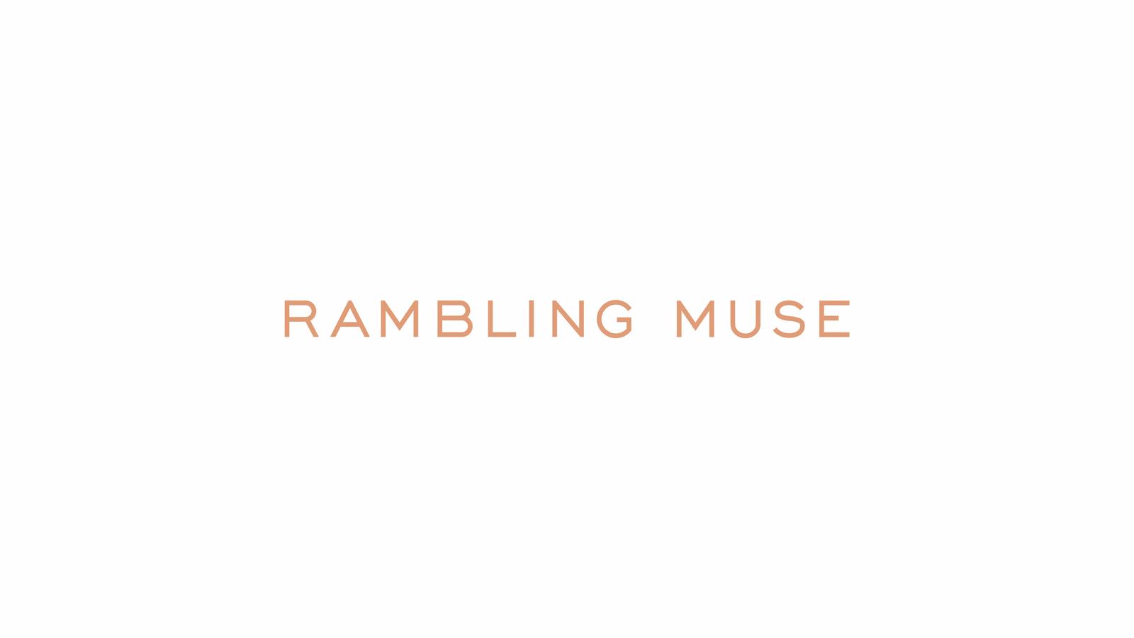 Rambling Muse
